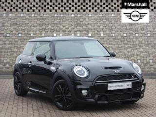 MINI Hatch 2.0 Cooper S II 3dr Hatchback 2018, 2180 miles, £20000