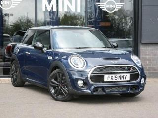 MINI Hatch 2.0 Cooper S Sport II 3dr Hatchback 2019, 1500 miles, £22990