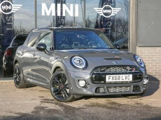 MINI Hatch 2.0 Cooper S Sport II 5dr Hatchback 2018, 3042 miles, £23990