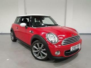 MINI HATCH COOPER 1.6 COOPER LONDON 2012 EDITION 120 BHP