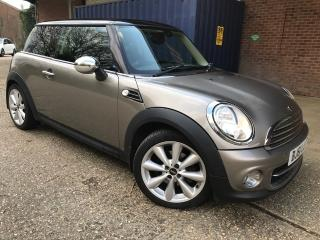 MINI Hatch COOPER D Hatchback 2011, 48225 miles, £6325