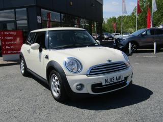 MINI Hatch COOPER Hatchback 2013, 44266 miles, £6495