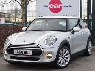 MINI Hatch MINI 1.5 Cooper 3dr [Chili Pack + Leather + Heated Seats + RPDC + Bonnet S Hatchback 2014, 30427 miles, £10492