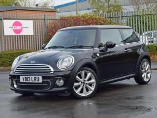 MINI Hatch MINI 1.6 Cooper D 3dr [Chili Pack + 17in Alloys + Privacy Glass] Hatchback 2013, 24670 miles, £7672