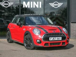 MINI Hatch Special Edition 2.0 Cooper S Works 210 3dr Hatchback 2017, 13702 miles, £17490