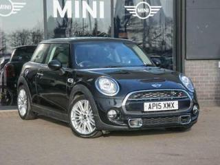 MINI Hatchback 2015 2.0 Cooper S 3dr Hatchback