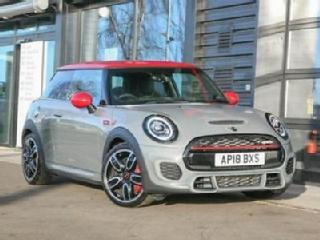 MINI Hatchback 2018 2.0 John Cooper Works II 3dr Auto 8 Speed Hatchback