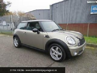 MINI HATCHBACK Steptronic Auto Cooper CHILI PACK Very Low Miles 4000 worth of ex