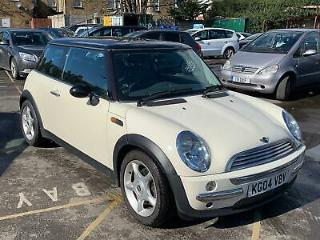 Mini Mini 1.6 Cooper leather