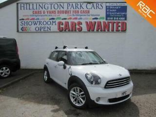 Mini Mini Countryman 1.6TD 112bhp D 2014MY Cooper ALL4