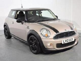 Mini Mini One Baker Street Hatchback 1.6 Manual Petrol