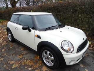 MINI One 1.4 57 Plate 6 Speed