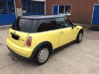 Mini One 1.6 Petrol 53 plate, perfect bodywork, spares/repairs gearbox fault
