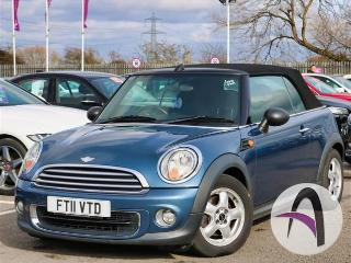 MINI One One 1.6 3dr Pepper Pack Convertible 2011, 49754 miles, £5999