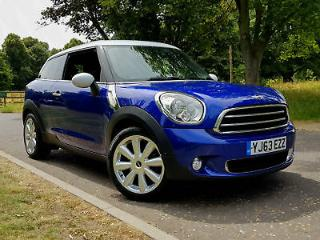 Mini Paceman 1.6 Chili 2013 Cooper HEATED LEATHER SEATS+SAT NAV