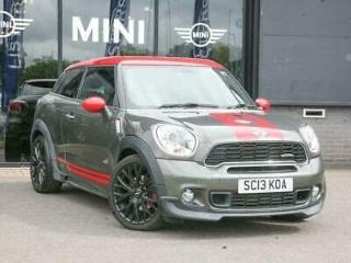 MINI Paceman 2013 1.6 John Cooper Works ALL4 3dr Auto Coupe