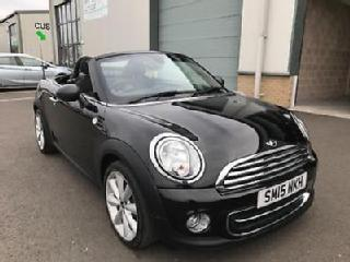 MINI ROADSTER 1.6 COOPER 2DR CHILI PACK SERVICE PACK 2015 Petrol Manual