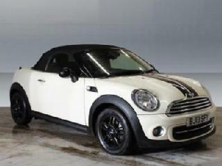 MINI Roadster 1.6 Cooper 2dr [Pepper Pack]