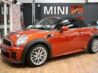 MINI ROADSTER Cooper Orange Manual Petrol, 2012