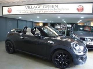 Mini Roadster Cooper S Convertible 1.6 Manual Petrol Magnum Grey Metallic