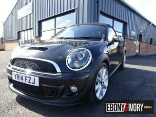 MINI ROADSTER COOPER SD 2.0 CONVERTIBLE + 1 OWNER FROM NEW