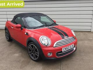 MINI Roadster MINI Roadster 1.6 Cooper 2dr [Chili Pack] Other, 25936 miles, £8923