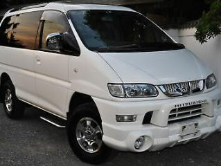 MITSUBISHI DELICA S/EXCEED ACTIVE FIELD 7 SEATER SKY LITE ROOFS, AUTO