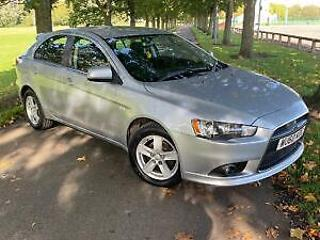MITSUBISHI LANCER DI D 138 GS2 Silver Manual Diesel, 2010