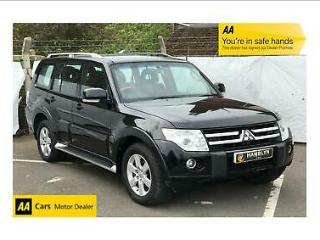 Mitsubishi Shogun 3.2 DI DC 197bhp 4Work LWB Equippe, 1 Owner from new, FMSH
