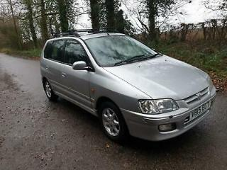 Mitsubishi Space Star 1.8 GDi GLS EXTREMELY LOW MILES. FSH
