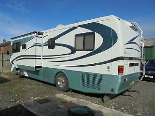 MONACO WINDSOR, DIESEL RV, SINGLE SLIDE OUT, END BEDROOM, NEW TYRES & WINDSCREEN