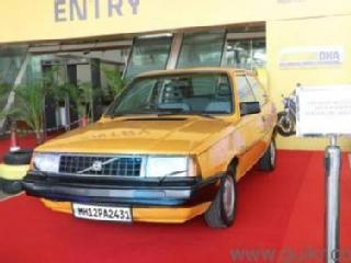 Mustard Yellow Before 1995 Volvo V90 Cross Country D5 Inscription 79800 kms driven in Goregaon West