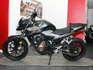 NEW 2019 MODEL Honda CB500F ABS. Black. IN STOCK NOW. £5,559 On The Road