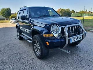 NEW IN*2006 JEEP CHEROKEE LIMITED 3.7 PETROL LPG CONVERSION*KWIKI AUTOS