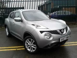NISSAN 1.2 DIG T N CONNECTA 5DR SILVER