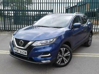 NISSAN 1.5 DCI 115PS N CONNECTA 5DR INK BLUE