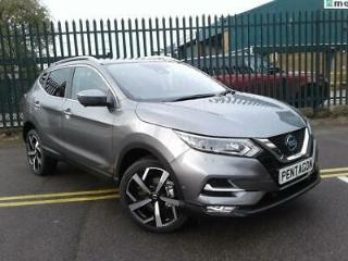 NISSAN 1.5 DCI 115PS TEKNA 5DR GUN METAL GREY