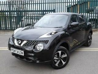 NISSAN 1.5 DCI BOSE PERSONAL EDITION 5DR PEARL BLACK