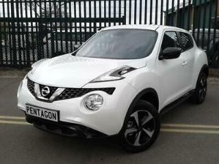 NISSAN 1.5 DCI BOSE PERSONAL EDITION 5DR STORM WHITE