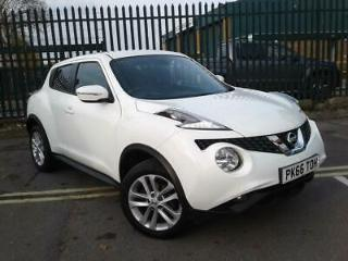 NISSAN 1.5 DCI N CONNECTA 5DR WHITE