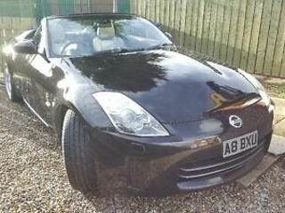 Nissan 350z roadster LOW MILEAGE 2008