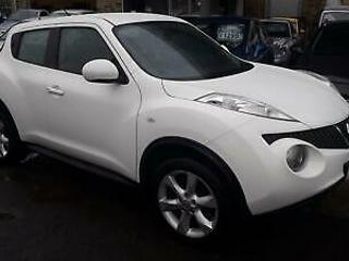 Nissan Juke 1.6 16v Acenta 5 DOOR 2011 11 REG MOT TIL MARCH 2020