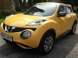 NISSAN JUKE DIESEL 1.4 £20 READY TO GO FULL SERVICE HISTORY READY TO
