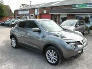 Nissan Juke N CONNECTA DCI Stunning Condition Inside and Out One Owner FSH