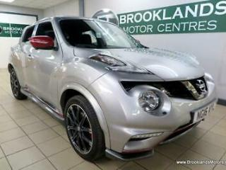Nissan Juke NISMO RS DIG T [4X NISSAN SERVICES, SAT NAV and REVERSE CAMERA]