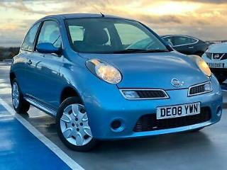 Nissan Micra 1.2 16v 79bhp Acenta CHEAP INSURANCE BLUETOOTH