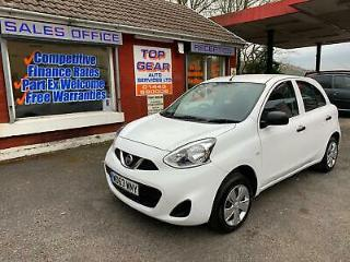Nissan Micra 1.2 80ps 2013MY Visia