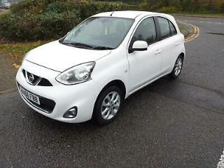 Nissan Micra 1.2 80ps 2017 ONLY DONE 16.K