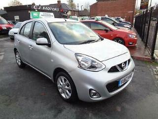 Nissan Micra 1.2 DIG S 98ps 2013 Acenta 35,000 MILES * FREE TAX * SUPERB VALUE