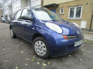 NISSAN MICRA 1.2 S / 5 DOOR HATCHBACK / ONLY 950